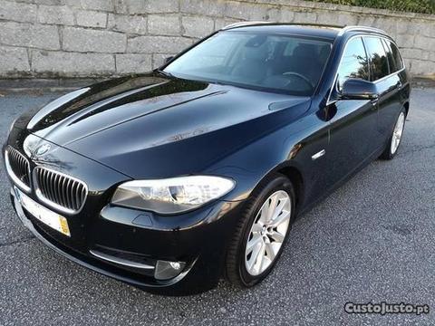 BMW 520 520D Touring Sport - 11