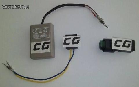 Anulador Emulador Esteira Apaga Luz Airbag