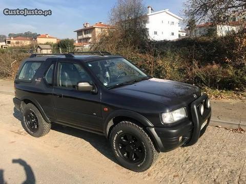 Opel Frontera 2.2 dti rs sport - 00